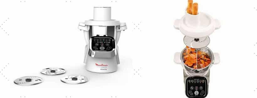 d coupe l gumes moulinex xf383110 pour robot cuisine companion. Black Bedroom Furniture Sets. Home Design Ideas