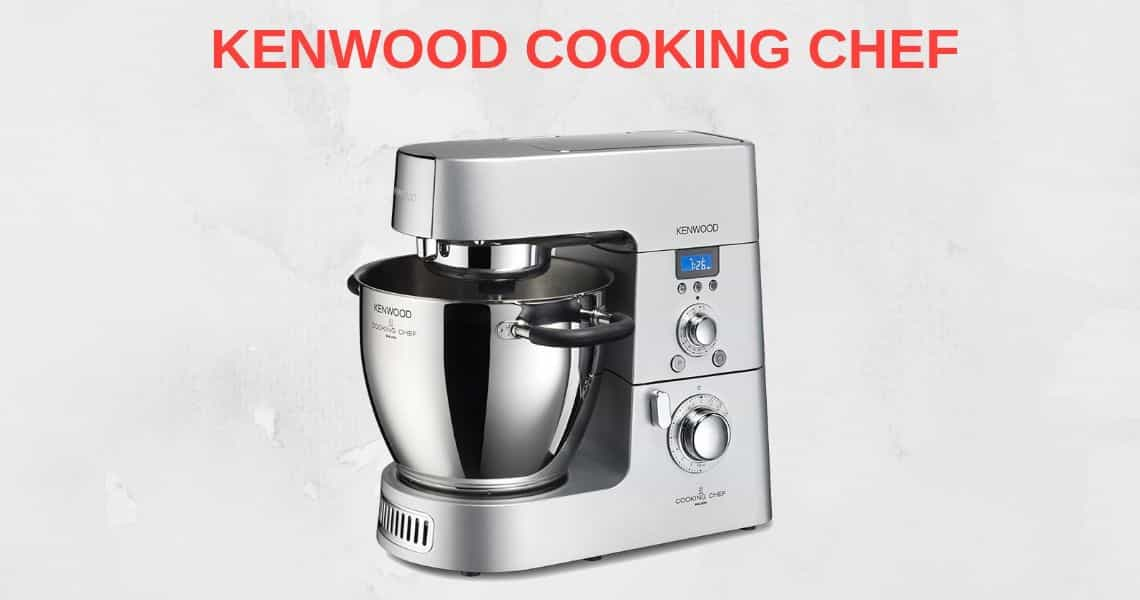 Robot cuiseur Kenwood cooking chef