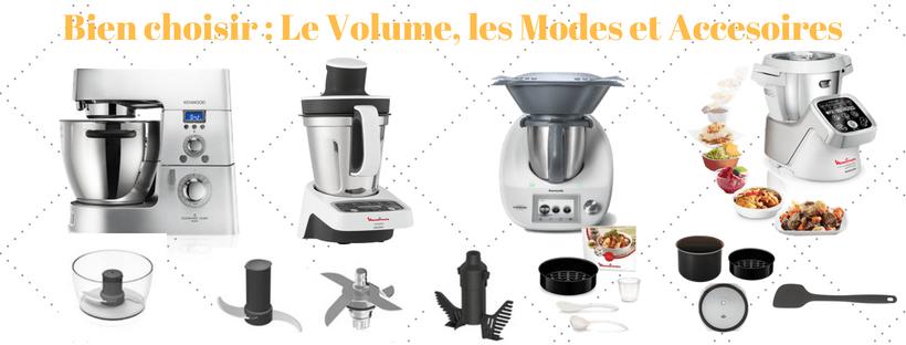 Avis et conclusion bien choisir robot de cuisine multifonction
