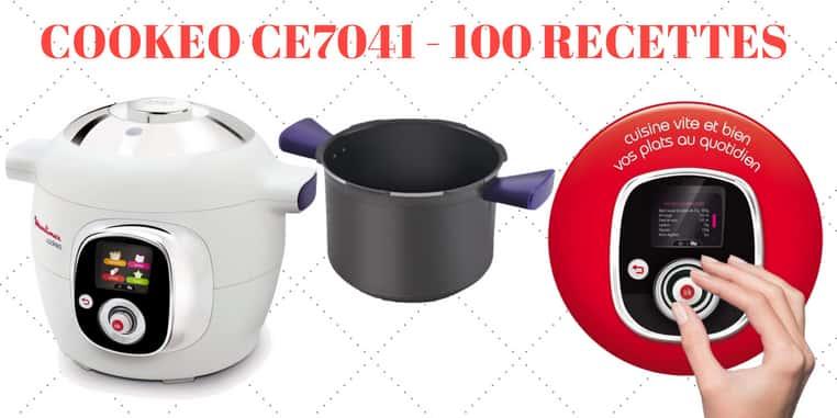 CE7041 100 RECETTES