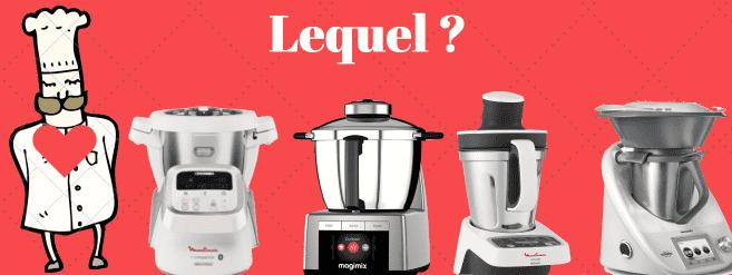 Comment choisir son robot cuiseur ? choix