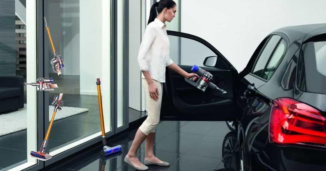 Aspirateur détachable pour voiture