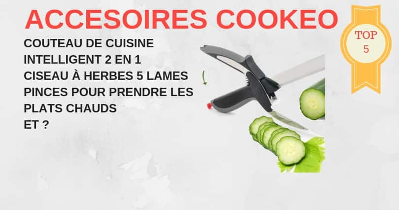 Accessoires Cookeo