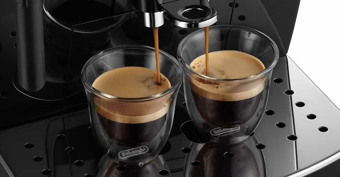 Cafetiere expresso 2 tasses