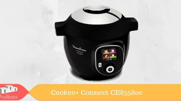 Cookeo+ Connect CE855800