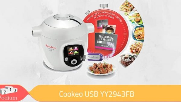 Cookeo USB YY2943FB