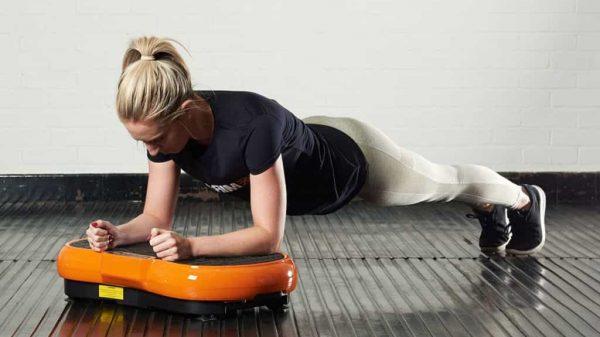 comment faire des exercices abdominaux avec plateforme vibrante