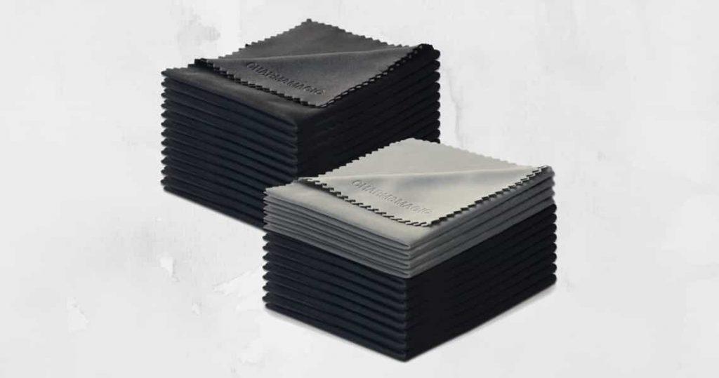 chiffon Microfibre Charm et Magic