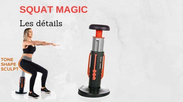 Squat Magic Fitness