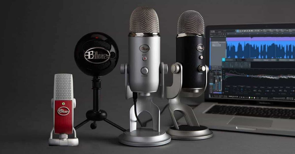 Blue Microphones black edition