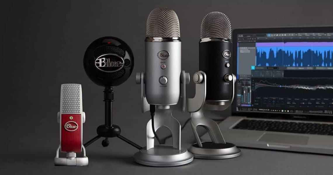 Blue Microphones black edition