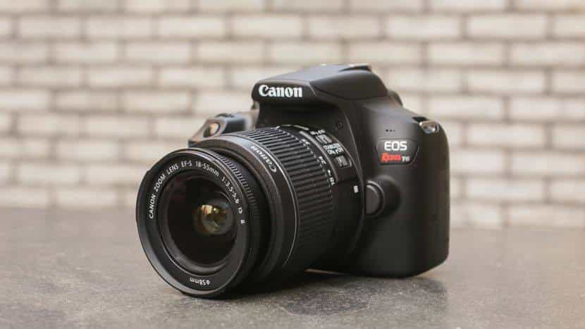 Canon Canon EOS Rebel t6