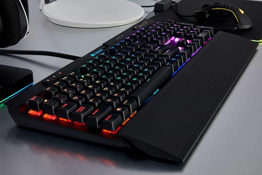 Corsair K70 gamers