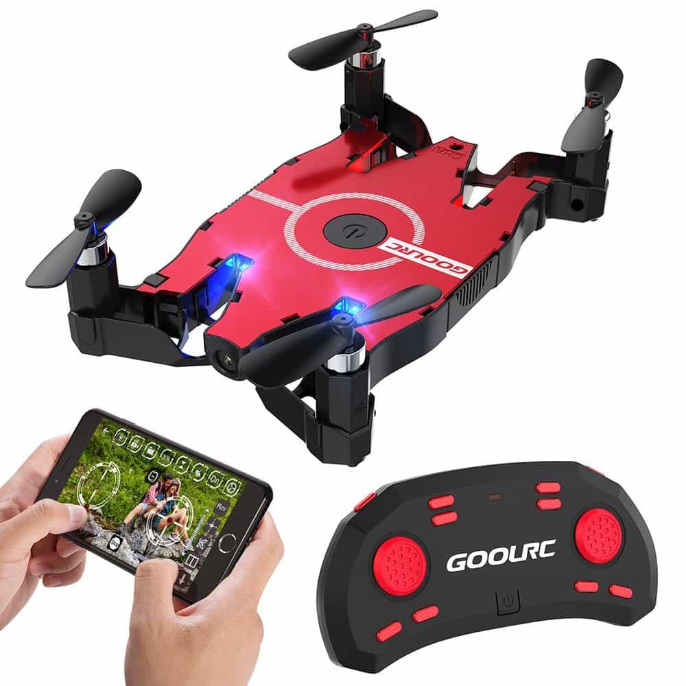 GoolRC T49 mini drone