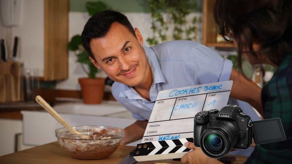 Herve Cuisine filme Lumix G80