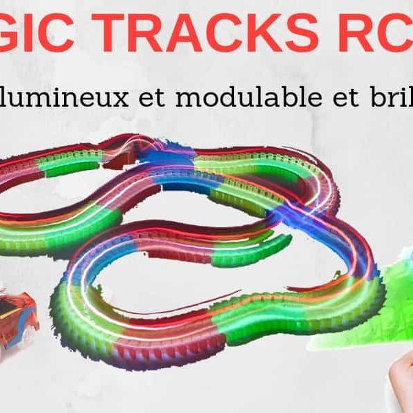 Jeu de voiture MAGIC TRACKS RC