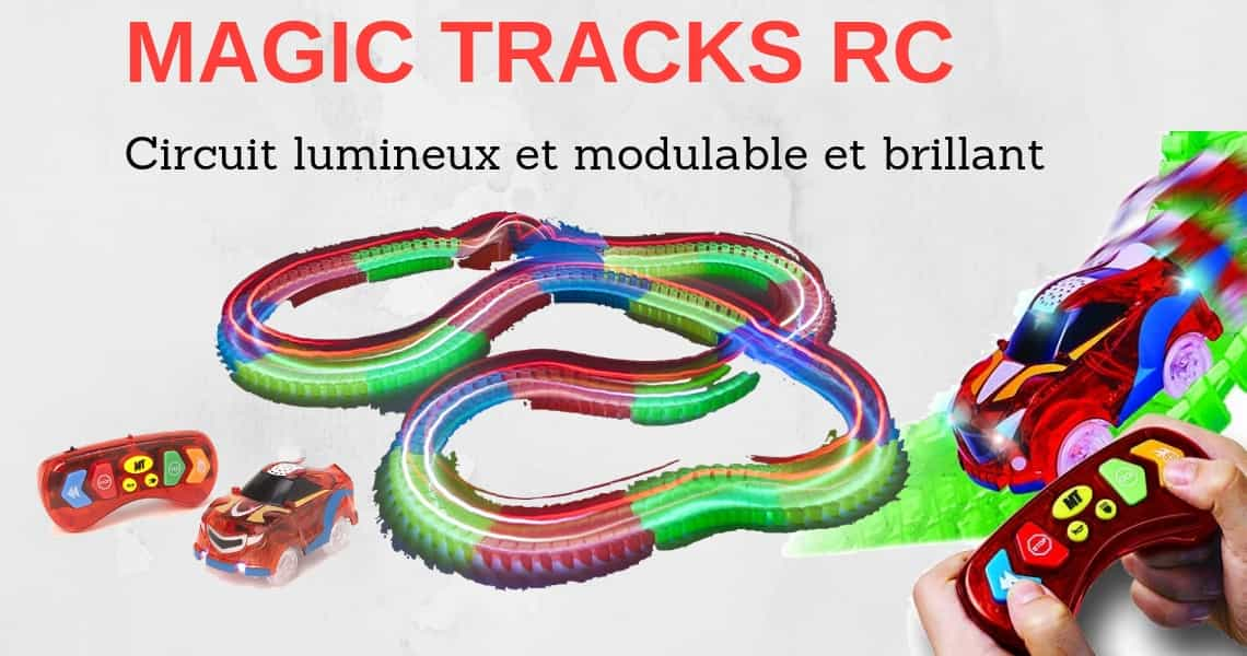 Jeu de voiture MAGIC TRACKS RC