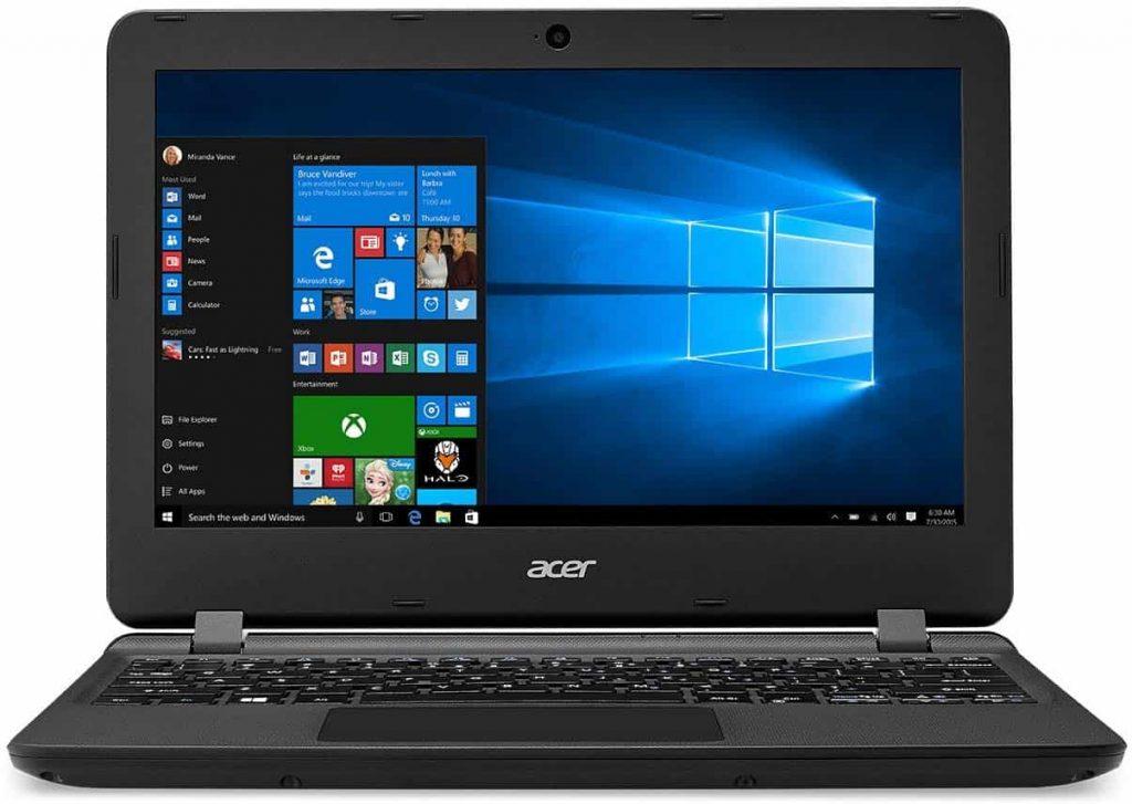 PC portable Acer pas cher