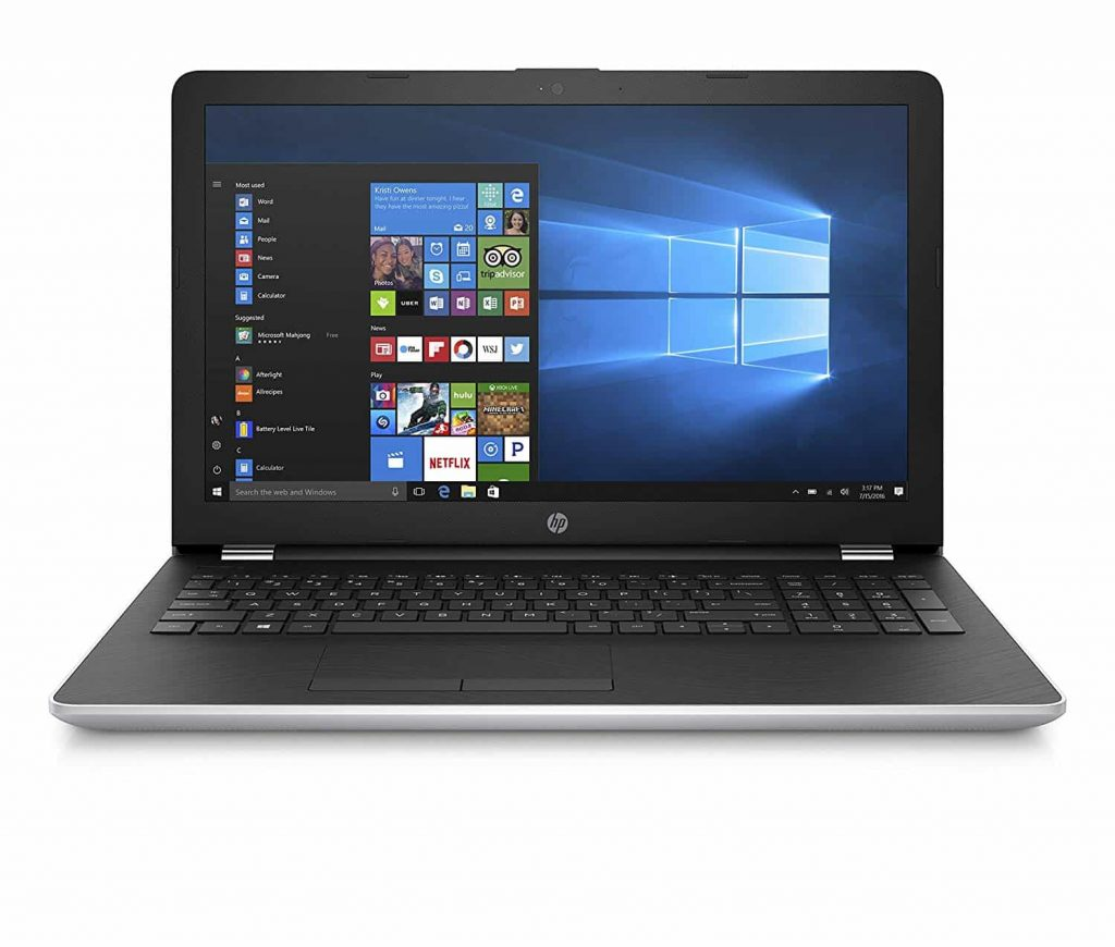 PC portable HP 15-bs075nf