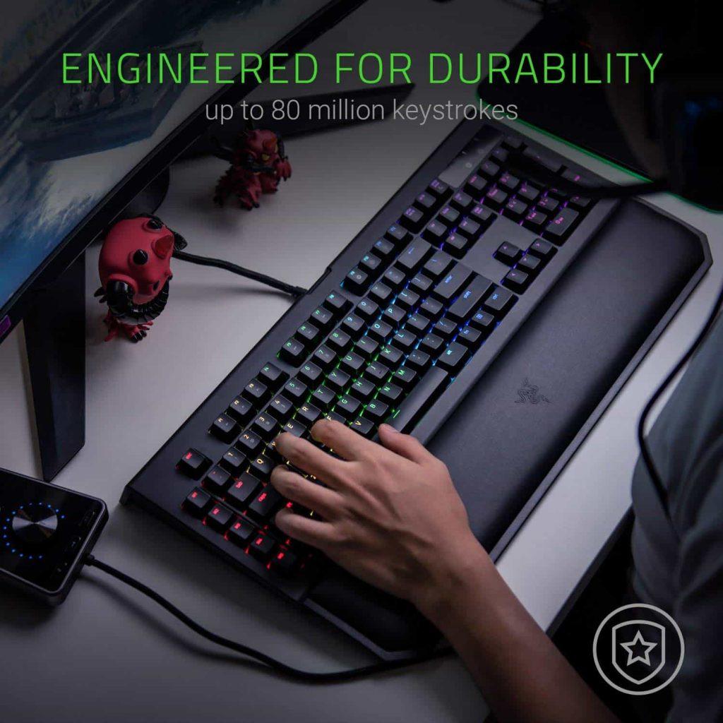 clavier mécanique gaming