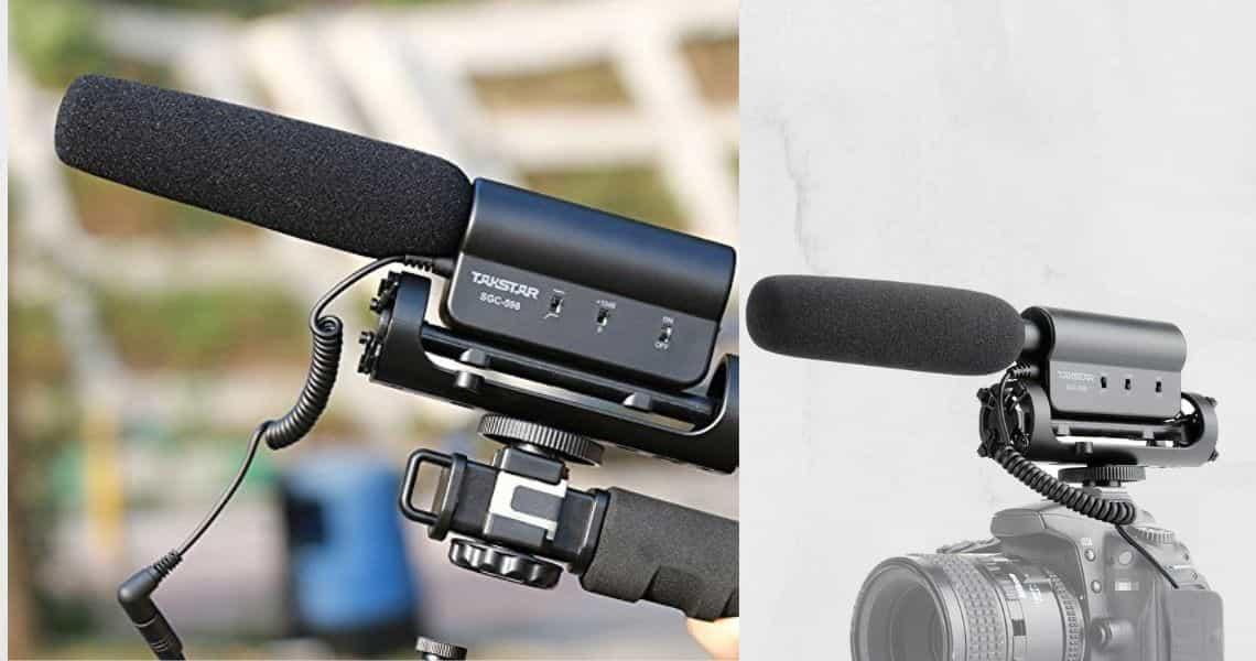 Micro pour appareil photo Takstar