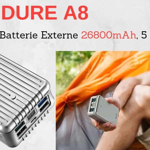Test Avis batterie ZENDURE A8