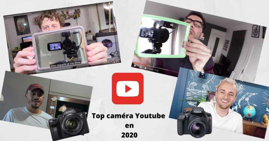 caméra pour filmer des vidéos sur Youtube
