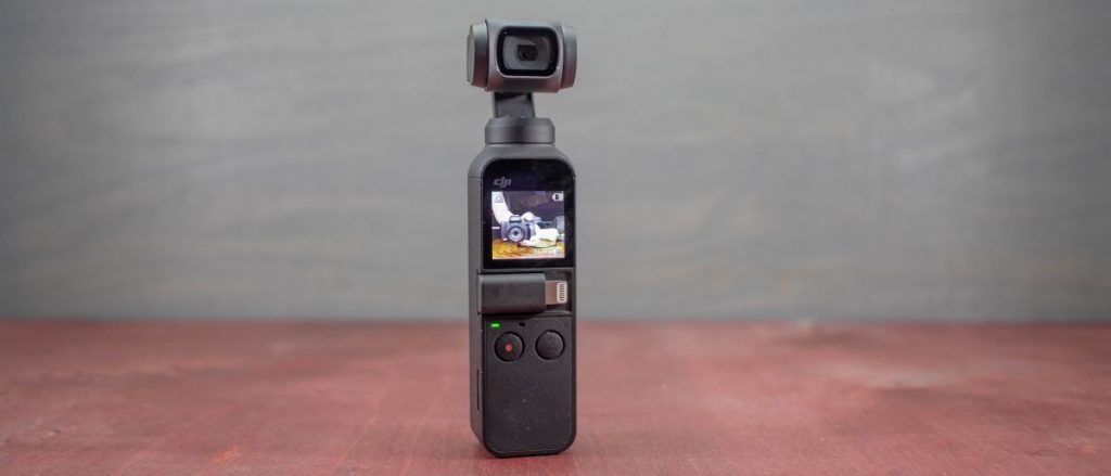 Dji Osmo Pocket avis