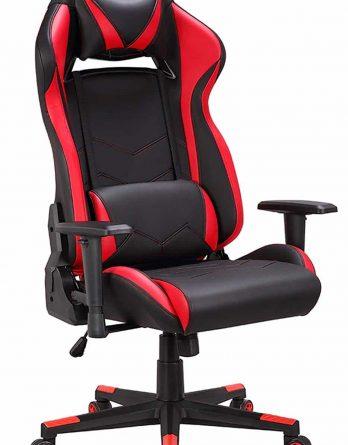 fauteuille gamer rouge IntimaTe WM Heart Racing