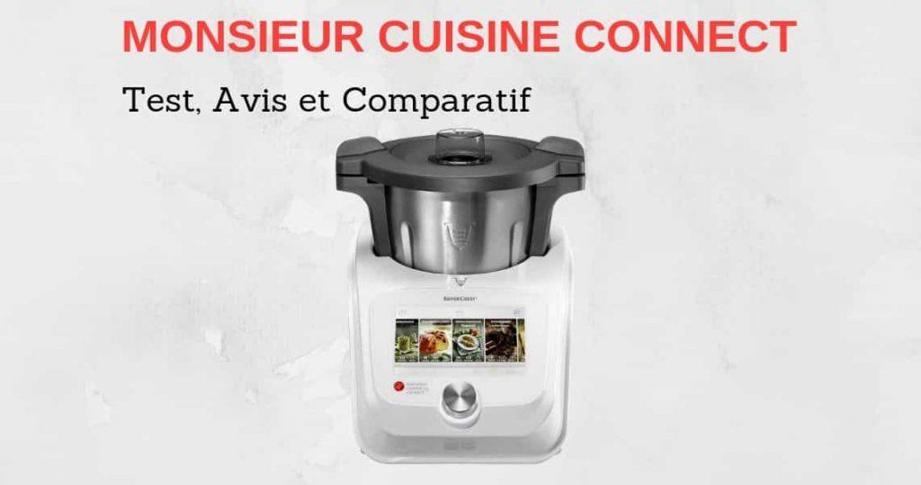 Monsieur Cuisine Connect Lidl Test Avis Prix Comparatif 2019