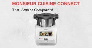 Monsieur Cuisine Connect test avis