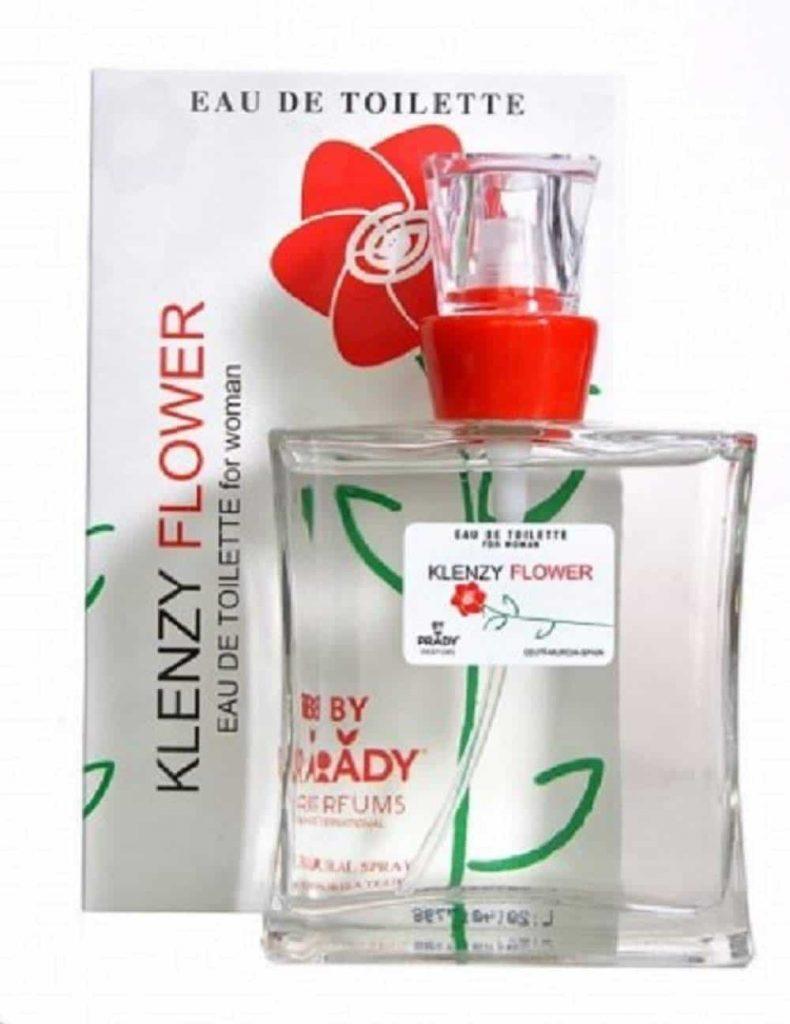 Parfum Femme - Klenzy Flower - Eau de Toilette
