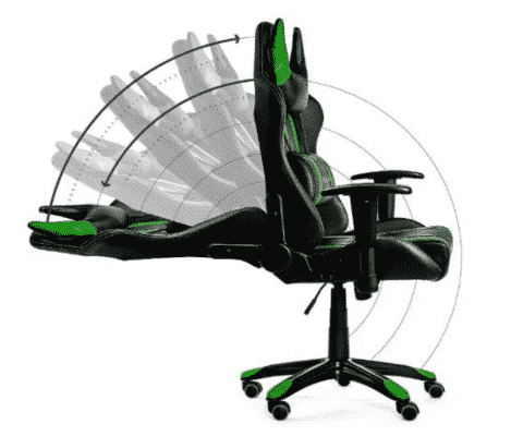 chaise gaming confortable