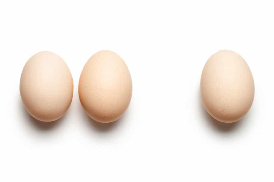 œuf pour cheveux fatigués