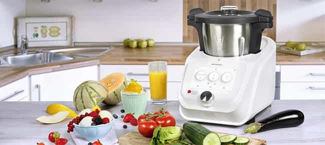 robot cuiseur lidl monsieur cuisine connect