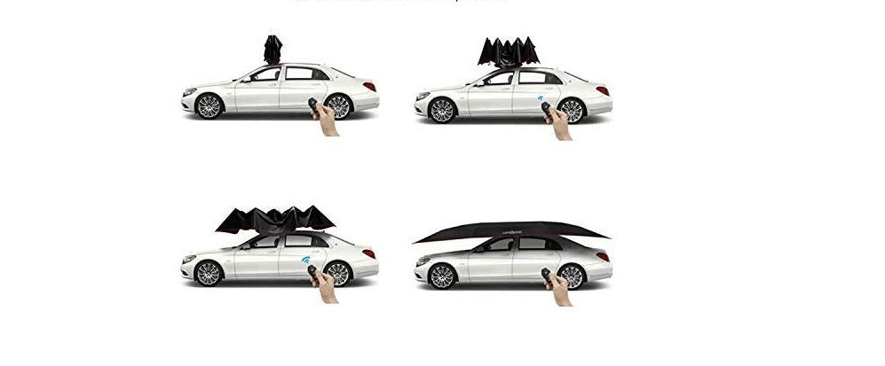 Installation Lanmodo voiture
