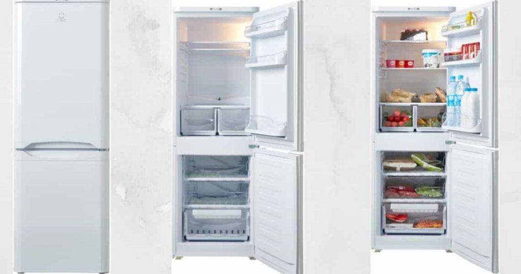 Indesit NCAA 55 Réfrigérateurs-congeélateurs