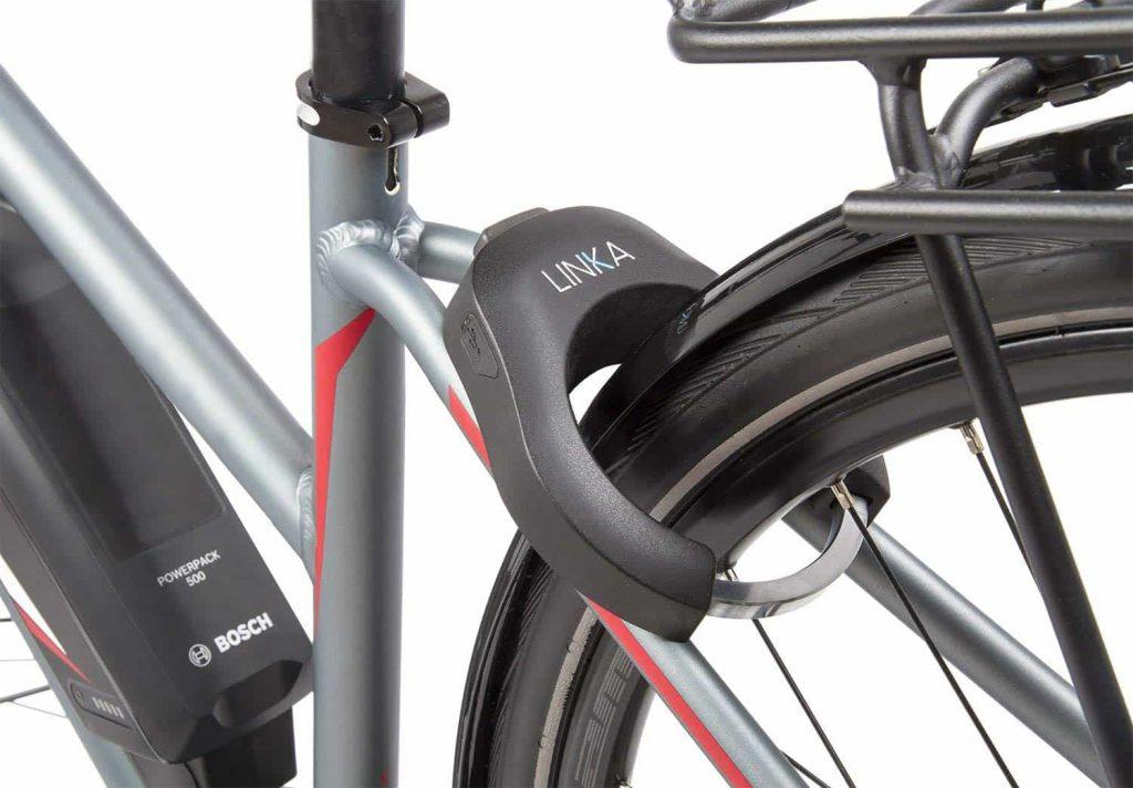 Antivol Vélo Bluetooth Linka
