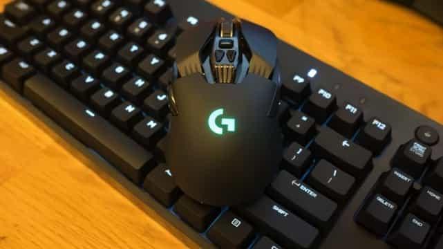 clavier souris gamer pas cher