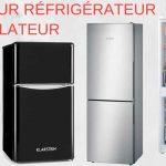 Les 4 meilleurs réfrigérateurs (Classement 2020)