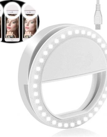 ring light led pour telephonne