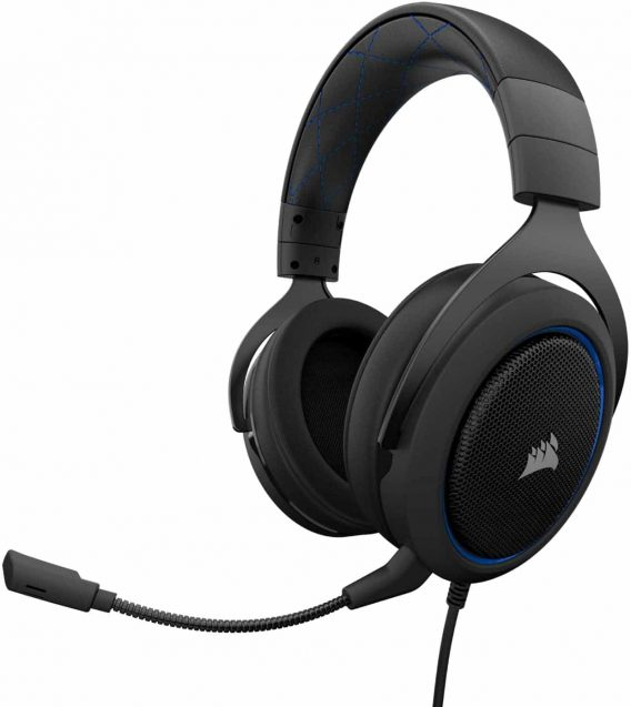 Corsair HS50 STEREO aviscasque ps4