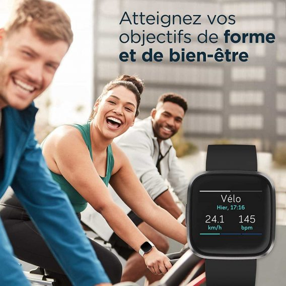 Comparatif smartwatch intelligente