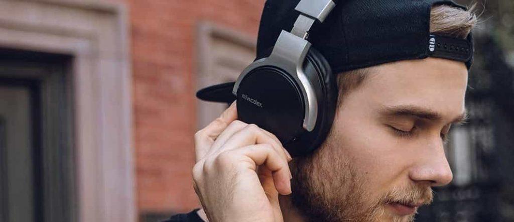casque audio anti bruit musique