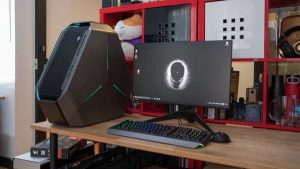 Alienware Area 51 test