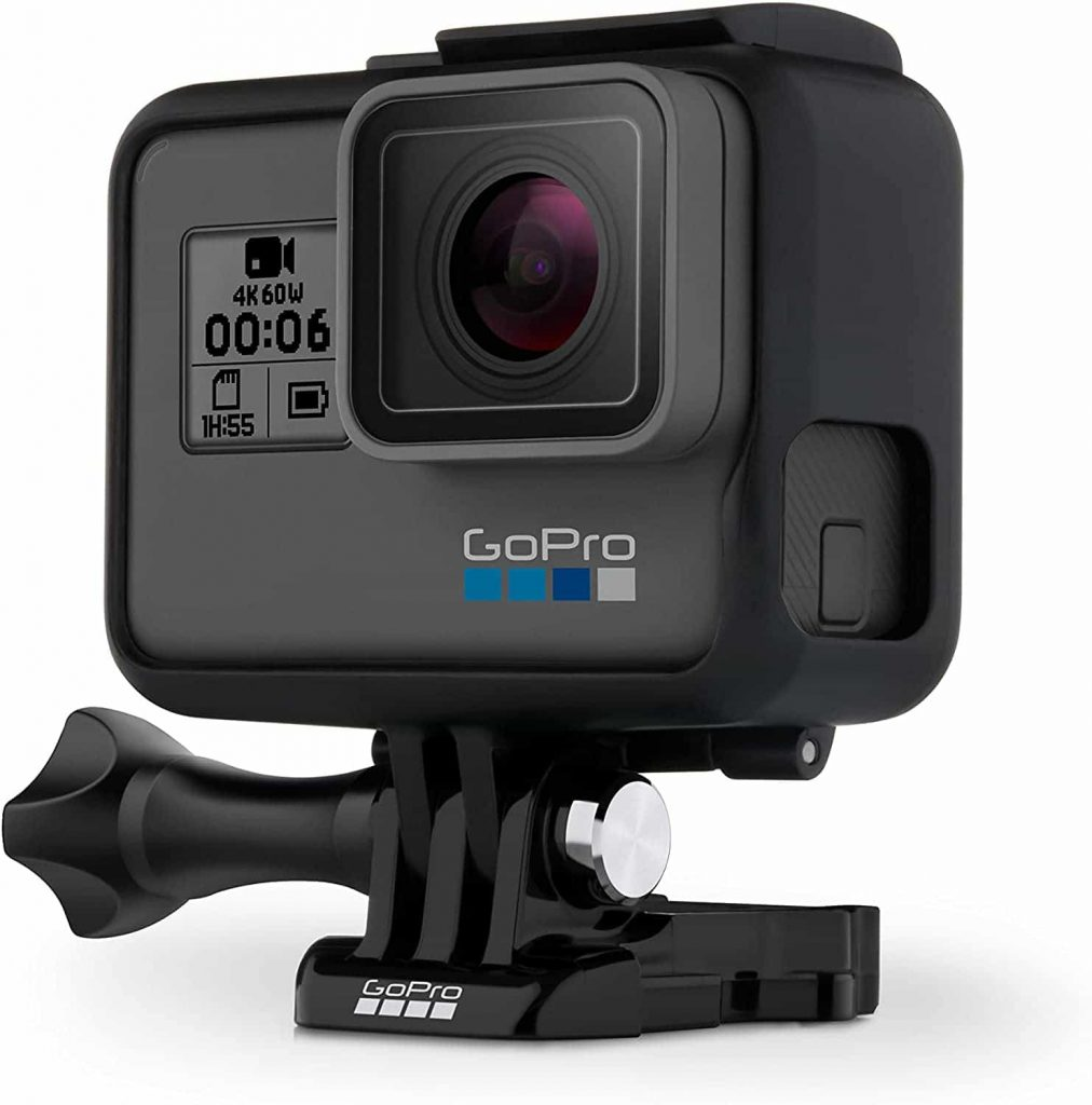 GoPro HERO6 Black avis