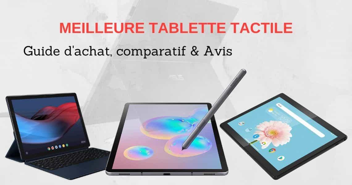 meilleures tablettes pas cher