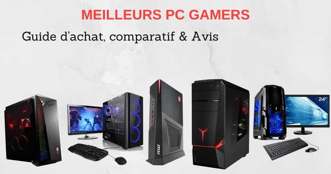 Meilleurs PC Gamers