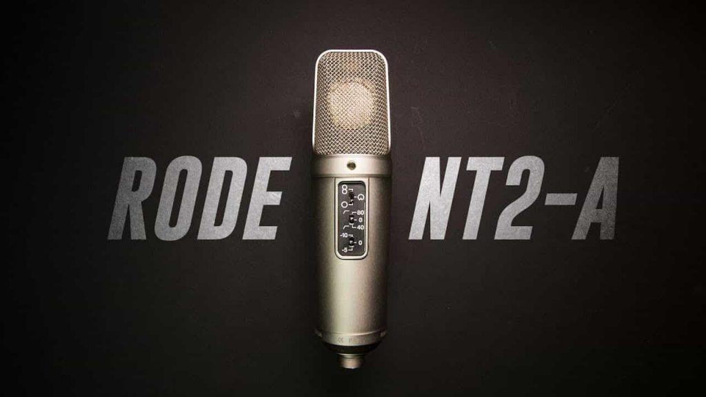 microphone Rode NT2A test avis