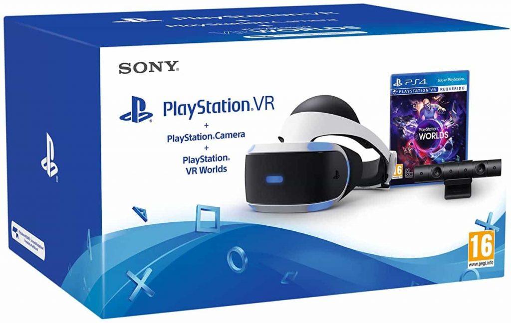 VR pour PS4